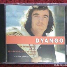 CDs de Música: DYANGO (EL ULTIMO VALLS, DALILA, ERAMOS Y OTROS GRANDES EXITOS) CD 1992 * RARO. Lote 99109895