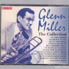 CDs de Música: GLENN MILLER - THE COLLECTION (2CD 1995, PMF 90.957-2) . Lote 99145719