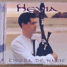 CDs de Música: HEVIA - TIERRA DE NADIE (CD) 1998 - 11 TEMAS. Lote 99163267