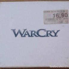 CDs de Música: WARCRY - DONDE ESTA LA LUZ (CD+DVD) 2005 - PRECINTADO. Lote 99165039