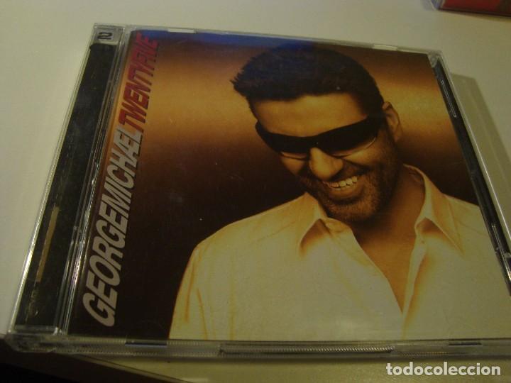 Rar 2 cd's  george michael  twenty five - Sold through