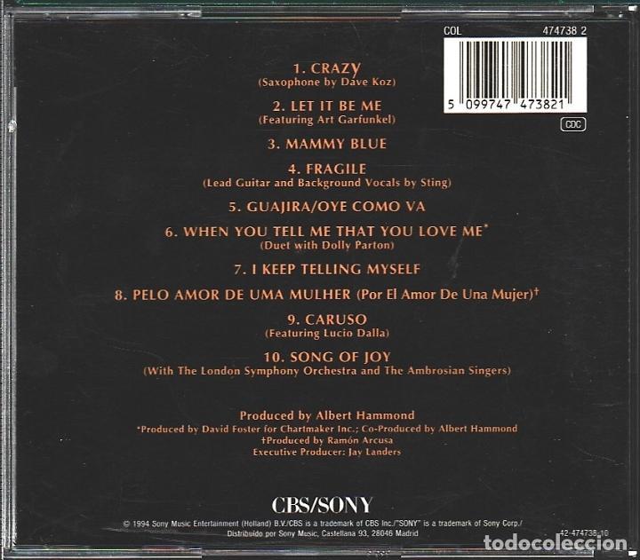CDs de Música: MUSICA GOYO - CD ALBUM - JULIO IGLESIAS - CRAZY - - - *AA98 - Foto 2 - 99287907