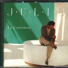 CDs de Música: MUSICA GOYO - CD ALBUM - JULIO IGLESIAS - LA CARRETERA - - - *AA98. Lote 99289427