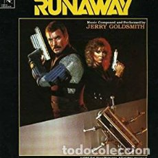 CDs de Música: RUNAWAY - JERRY GOLDSMITH. Lote 99294551