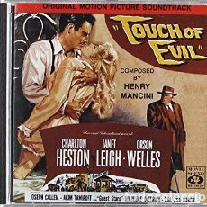 CDs de Música: TOUCH OF EVIL - HENRY MANCINI. Lote 99295787
