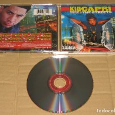 CDs de Música: KID CAPRI - SOUNDTRACK TO THE STREETS. Lote 99361879