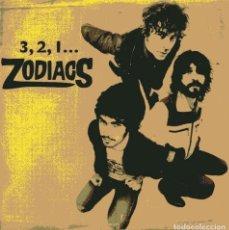 CDs de Música: ZODIACS / 3,2,1... (CD CARTON PROMO 11 TEMAS 2009). Lote 99363715