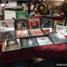 CDs de Música: MAGNIFICA COLECCION ANTOLOGICA DE 19 CD Y 1 DVD DE CAMARON DE LA ISLA - FLAMENCO - TODOS ORIGINAL. Lote 99371687