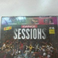 CDs de Música: DAN SESIÓN MÁS DE 4 HORAS MÚSICA PRECINTADO 4 CDS. Lote 99381959
