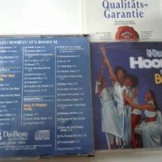 CDs de Música: BONEY M 3 CDS. Lote 99382458