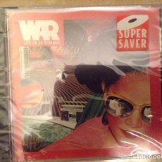 CDs de Música: WAR - LIFE IS SO STRANGE - PRECINTADO. Lote 99401327