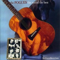 CDs de Música: THE POGUES THE BEST + REST OF THE BEST -2 CDS INDEPENDIENTES LOTE. Lote 99460927
