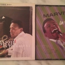 CDs de Música: MARVIN GAYE- MOODS OF MARVIN GAYE+IN THE GROOVE. 2 CD. ED. ESPECIAL. Lote 99468238
