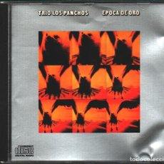 CDs de Música: MUSICA GOYO - CD - TRIO LOS PANCHOS - EPOCA DE ORO - EDICION CBS - - *AA98. Lote 99484515