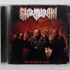 CDs de Música: STORMWRATH - THE BLOOD OF CAIN - RAZORKILL RECORDS 2017 - CD NUEVO DE TRASH METAL. Lote 99503111