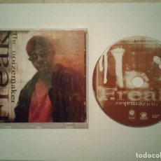 CDs de Música: CD ORIGINAL - FREAK - MUSICA NEGRA - THE NOIZEMAKER - RAP HIP HOP. Lote 99573351