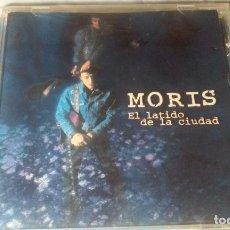 CDs de Música: MORIS EL LATIDO DE LA CIUDAD CD.. Lote 99666487