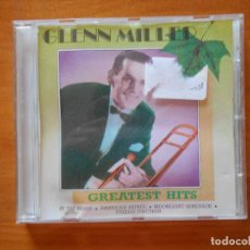 CDs de Música: CD GLENN MILLER - GREATEST HITS - IN THE MOOD - AMERICAN PATROL - MOONLIGHT SERENADE... (3L). Lote 99671407