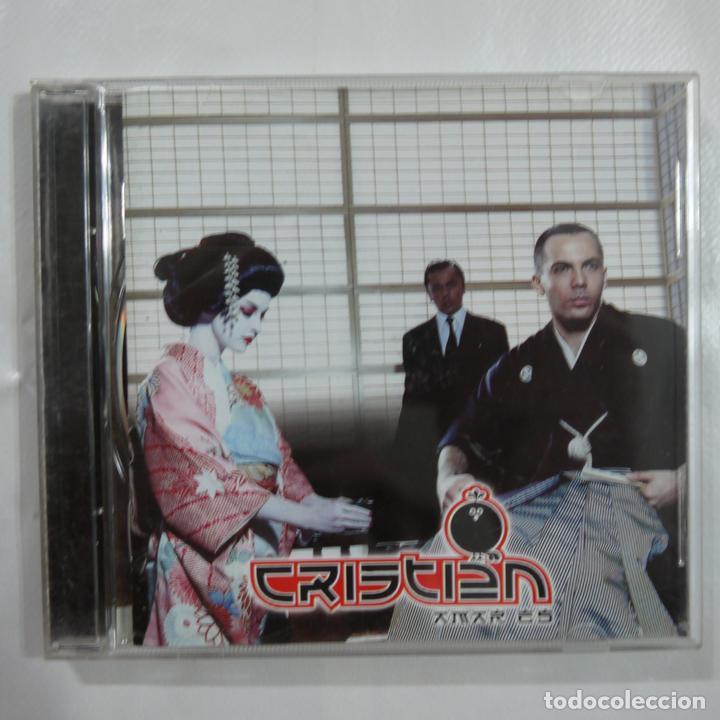 CRISTIAN - AMAR ES - CD 2003 (Música - CD's Latina)