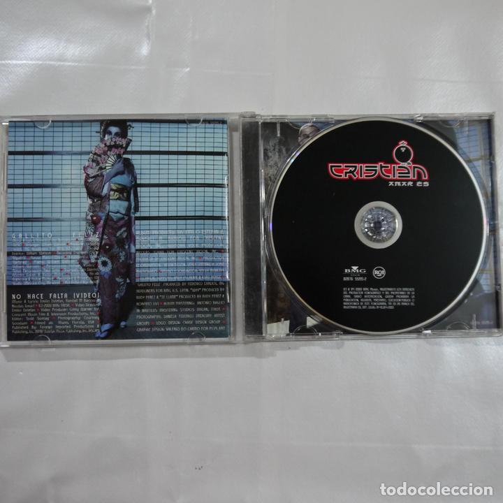 CDs de Música: CRISTIAN - AMAR ES - CD 2003 - Foto 2 - 99756311