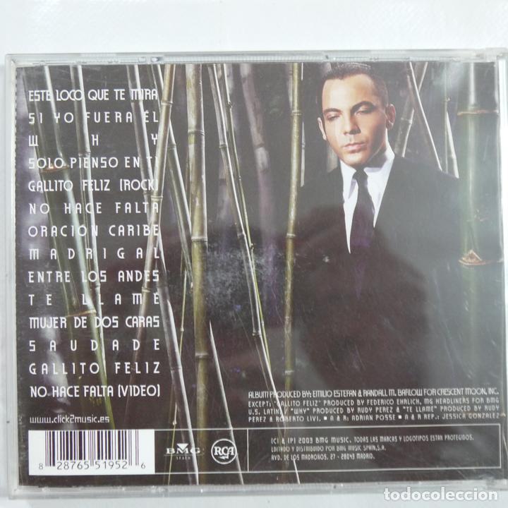 CDs de Música: CRISTIAN - AMAR ES - CD 2003 - Foto 3 - 99756311