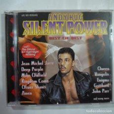 CDs de Música: ANDY HUG - SILENT POWER - CD 1996 . Lote 99758311