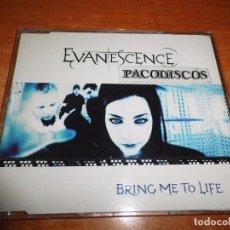 CDs de Música: EVANESCENCE BRING ME TO LIFE CD SINGLE DEL AÑO 2003 AUSTRIA PORTADA DE PLASTICO 3 TEMAS + VIDEO. Lote 205186543
