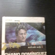 CDs de Música: ACERCATE MAS. CHANO DOMINGUEZ. RNE 2006. Lote 99759171