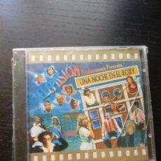 CDs de Música: TELEPASION UNA NOCHE EN EL ROXY 1995 PRECINTADO. Lote 99759579