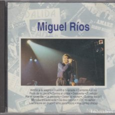 CDs de Música: MIGUEL RÍOS CD LA MÚSICA DE TU VIDA 1992. Lote 99786915