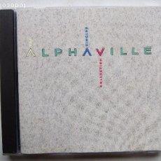 CDs de Música: ALPHAVILLE. THE SINGLES COLLECTION. CD ATLANTIC 781904-2. USA 1988. SYNTH-POP.. Lote 99816279