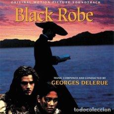 CDs de Música: BLACK ROBE - GEORGES DELERUE (EDICION VARESE SARABANDE). Lote 99847099