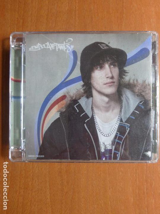 PORTA EN BOCA DE TANTOS CD 2007 - DUOS AID ISUSKO Y SBRV SHINOFLOW RUBI BAZZEL Y CHUS - BUEN ESTADO (Música - CD's Hip hop)