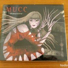 CDs de Música: MUCC - HOUMURA UTA. Lote 99878007