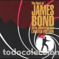 CDs de Música: THE BEST OF JAMES BOND 30TH ANNIVERSARY LIMITED EDITION. Lote 99882391