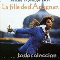 CDs de Música: LA FILLE DE DARTAGNAN - PHILIPPE SARDE. Lote 99884223