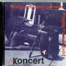 CDs de Música: CD - KONCERT - PRAGUE FUNFAIR BAND - 24 TEMAS . Lote 100027719