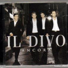 CDs de Música: CD - IL DIVO - ANCORA . Lote 100035683