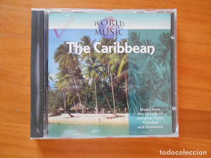 CD THE WORLD OF MUSIC - THE CARIBBEAN (3M) (Música - CD's World Music)
