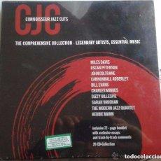 CDs de Música: CONNOISSEUR JAZZ CUTS. 20CD. PRECINTADO. Lote 100086027
