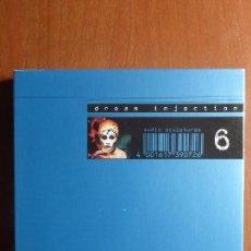 CDs de Música: DREAM INJECTION 6 (AUDIO SCULPTURES) - SUB TERRANEAN - 2 CD - PERFECTO ESTADO . Lote 100086419