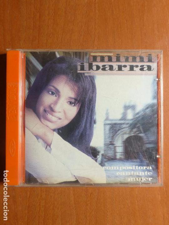 MIMI IBARRA - COMPOSITORA, CANTANTE , MUJER - CD (Música - CD's Melódica )