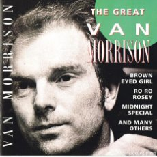 CDs de Música: VAN MORRISON - THE GREAT VAN MORRISON - CD. Lote 100099167