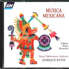 CDs de Música: MUSICA GOYO - CD ALBUM - MUSICA MEXICANA - ROYAL PHILARMONIC ORCHESTRA - RARO - *UU99. Lote 100122443
