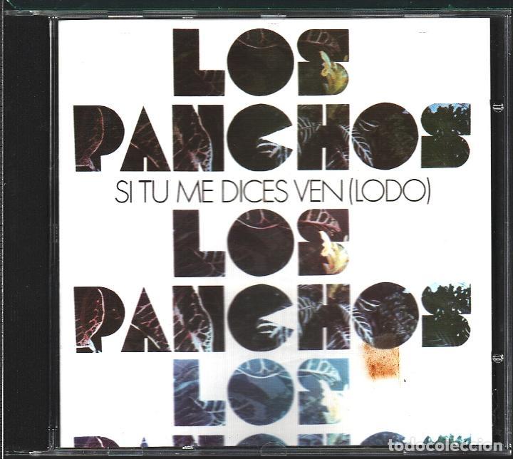 MUSICA GOYO - CD ALBUM - TRIO LOS PANCHOS - SI TU ME DICES VEN - RARO - *BB99 (Música - CD's Latina)