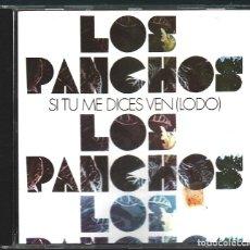 CDs de Música: MUSICA GOYO - CD ALBUM - TRIO LOS PANCHOS - SI TU ME DICES VEN - RARO - *BB99. Lote 100122819