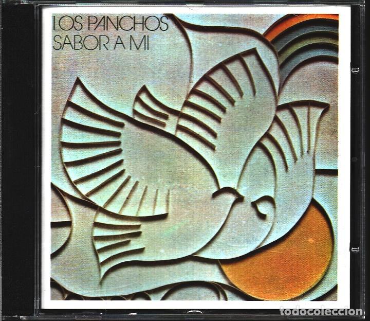 MUSICA GOYO - CD - TRIO LOS PANCHOS - SABOR A MI - RARISIMO - *AA98 (Música - CD's Latina)
