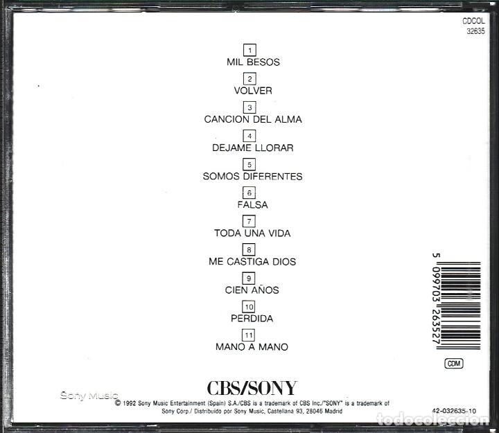 CDs de Música: MUSICA GOYO - CD ALBUM - TRIO LOS PANCHOS - 50 AÑOS CON LOS PANCHOS - RARO - *BB99 - Foto 2 - 100123071