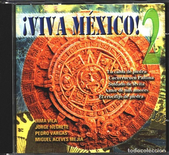 CDs de Música: MUSICA GOYO - CD ALBUM - VIVA MEXICO - CD TRIPLE - - RARO - *XX99 - Foto 4 - 100125687