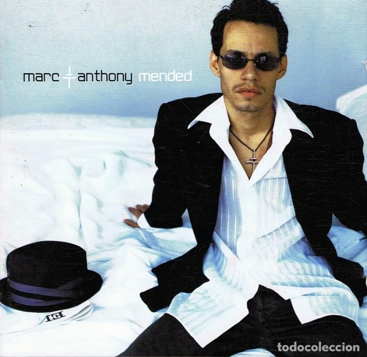 MARC ANTHONY ¨MENDED¨ CD (Música - CD's Latina)
